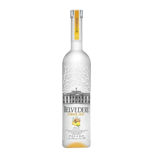 Picture of Belvedere Ginger Zest, 70cl