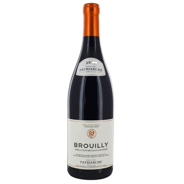 Picture of Patriarch Brouilly Cru Beaujolais, 75cl