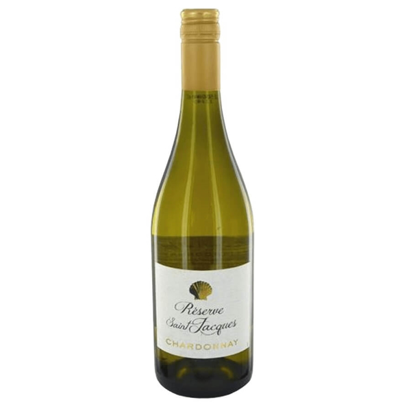 Picture of Reserve St Jacques Chardonnay, 75cl * OFFER