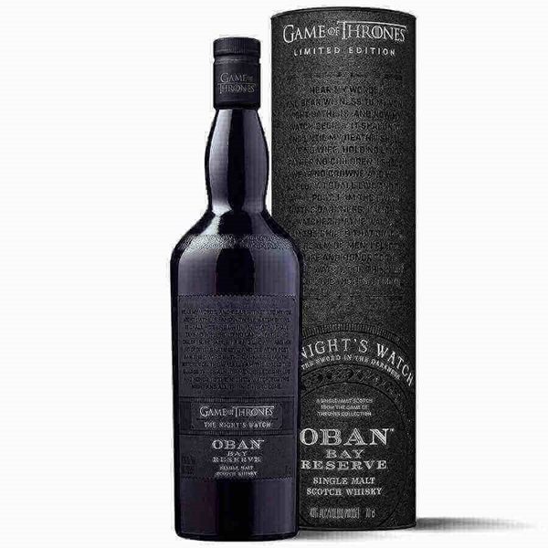 Picture of Oban Night Watch Game of Thrones, 70cl
