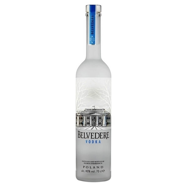 Picture of Belvedere Vodka, 70cl