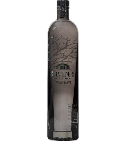 Picture of Belvedere Smogory Forest Rye Vodka , 70cl