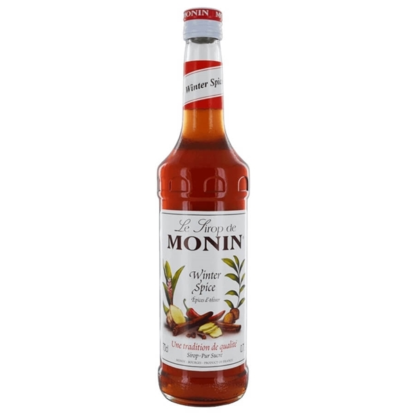 Picture of Monin Winter Spice Syrup, 70cl