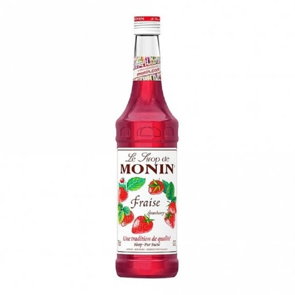 Picture of Monin Fraise Syrup, 70cl