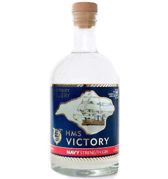 Picture of HMS Victory Gin  - Isle of Wight, 70cl