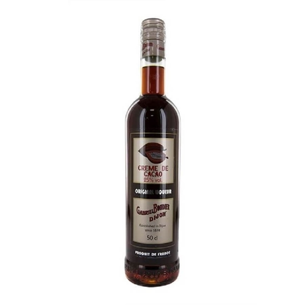 Picture of Gabriel Boudier Cacao Brown, 50cl