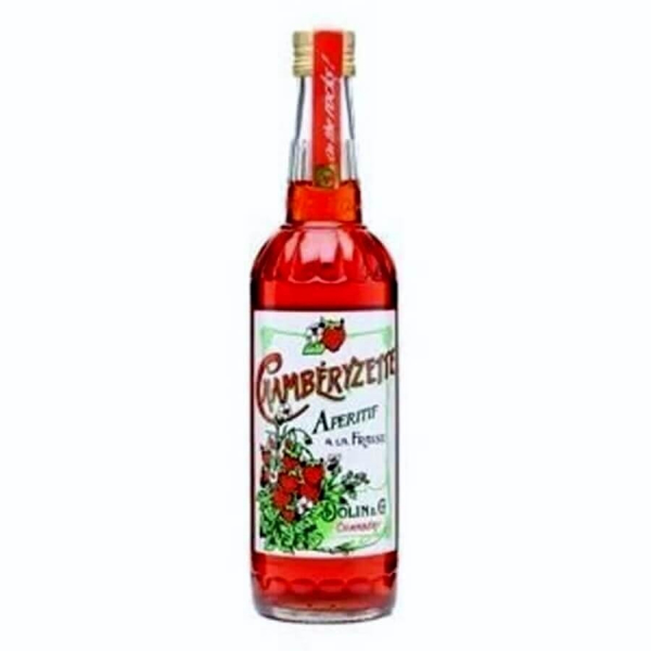 Picture of Dolin Chamberyzette Strawberry , 75cl