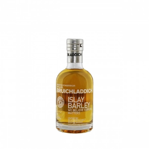 Picture of Bruichladdich Unpeated Islay Barley, 20cl