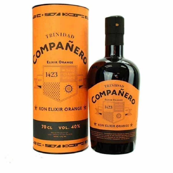 Picture of Companero Elixir Orange , 70cl