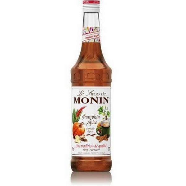 Picture of Monin Pumpkin Spice Syrup, 70cl