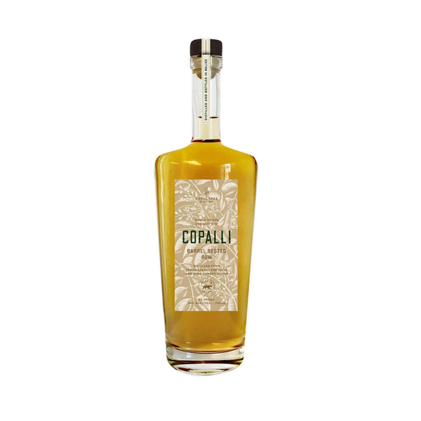 Picture of Copalli Barrel Rested overproof Rum, 70cl