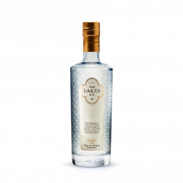 Picture of The Lakes Classic  Gin , 70cl