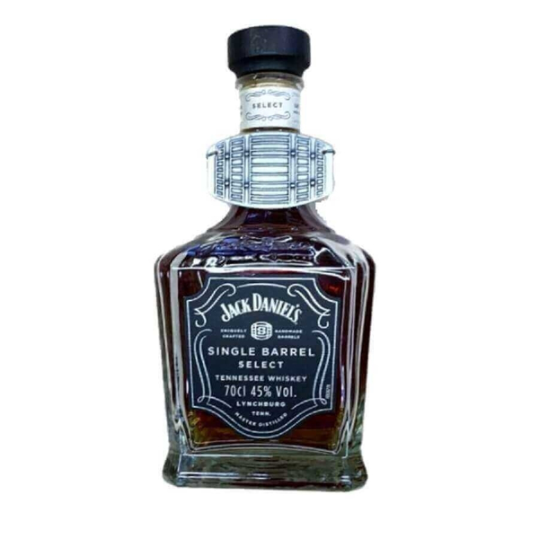 Picture of Jack Daniels Single Barrel  Boss's  Pick Personal Collection, 70cl