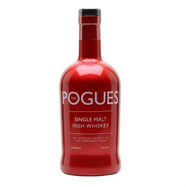 Picture of The Pogues Irish Whiskey, 70cl