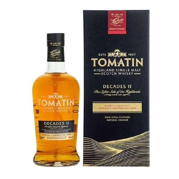 Picture of Tomatin Decades II Highland Malt , 70cl