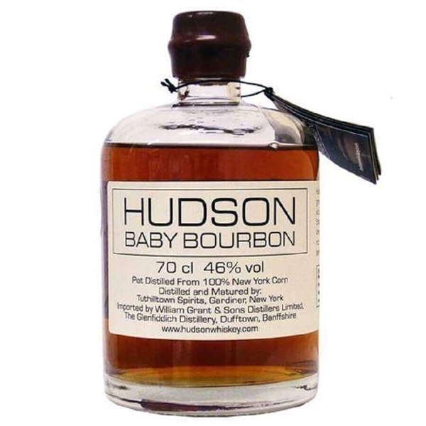 Picture of Hudsons Baby Bourbon, 70cl