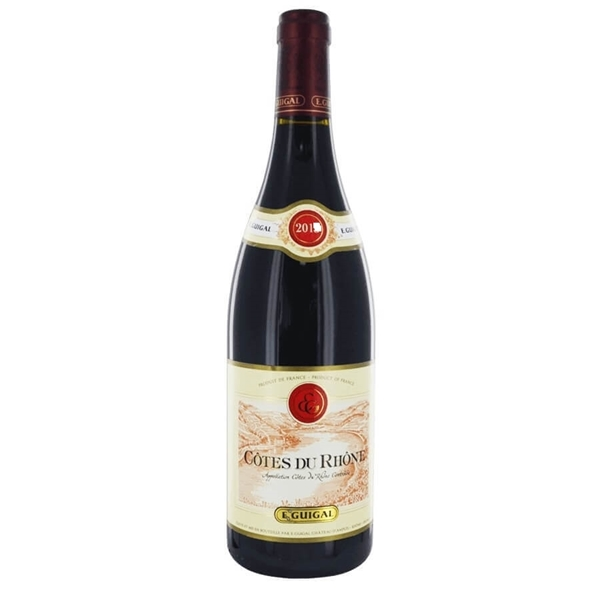 Picture of Guigal Cotes du Rhone Red, 75cl