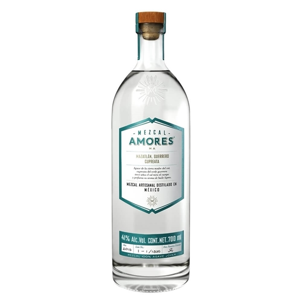 Picture of Mezcal Amores Cupreata, 70cl