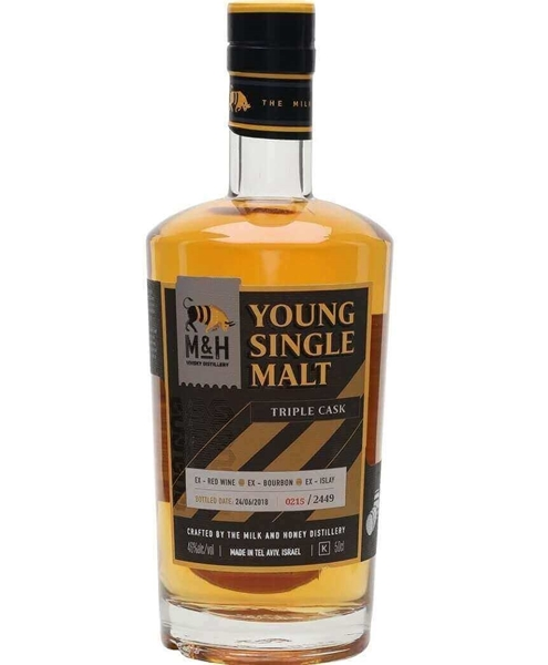 Picture of Milk & Honey Young Single Malt, 50cl