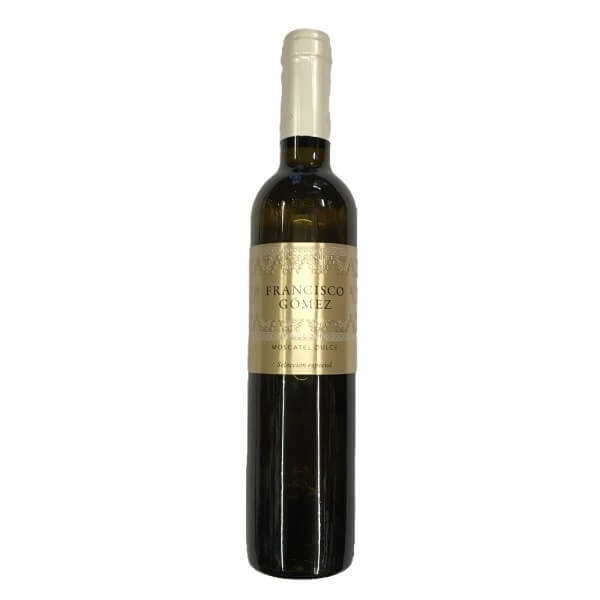 Picture of Francisco Gomez Moscato Dulce, 50cl