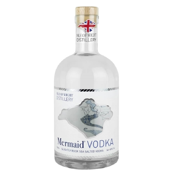 Picture of Mermaid Vodka, 70cl