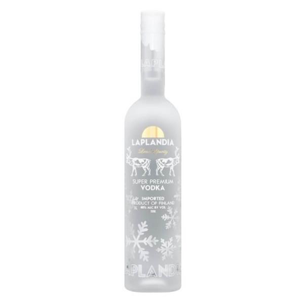Picture of Laplandia Super Premium Vodka, 70cl