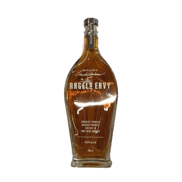 Picture of Angels Envy Bourbon Port Finish , 70cl * buy two for free uk delivery
