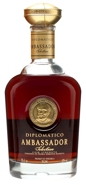 Picture of Diplomatico Ambassador, 70cl