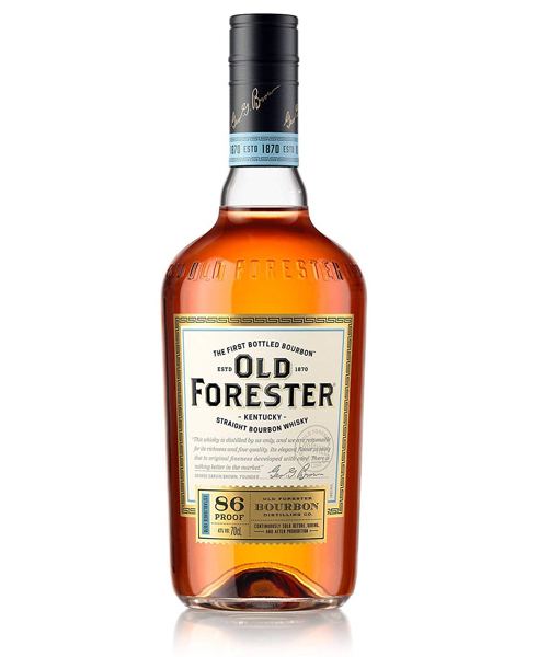 Picture of Old Forester Bourbon, 70cl