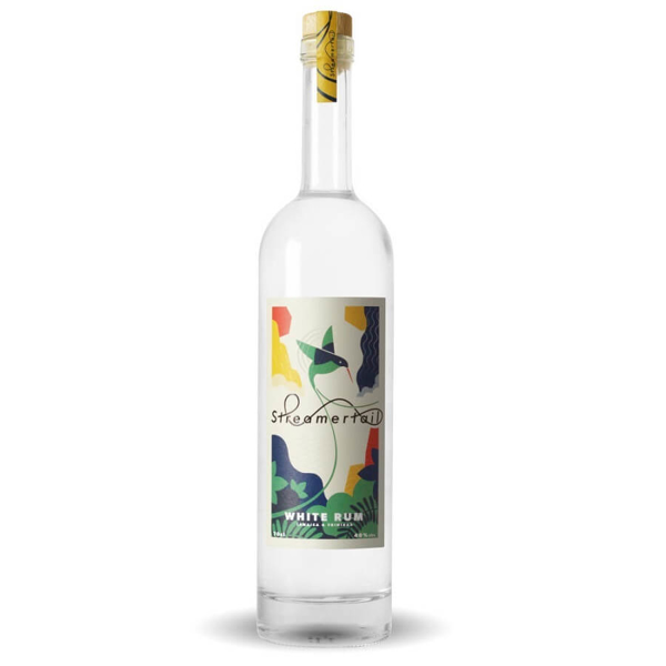 Picture of Streamertail White  Rum, 70cl