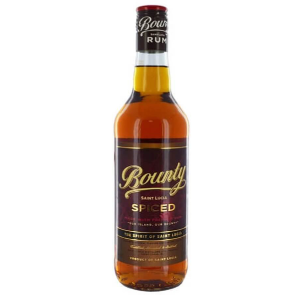 Picture of Bounty Spiced Rum, 70cl