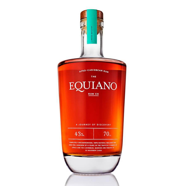 Picture of Equiano Afro Caribbean Rum, 70cl