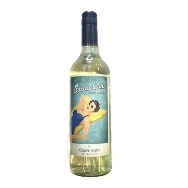 Picture of South Coast Social Club Chenin Blanc, 75cl