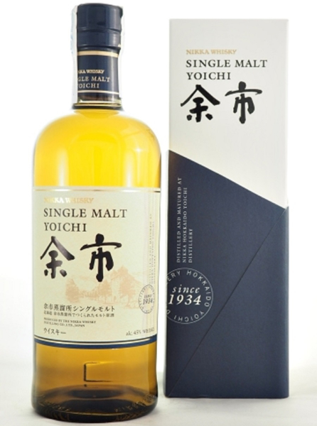 Picture of Nikka single malt yoichi, 70 cl