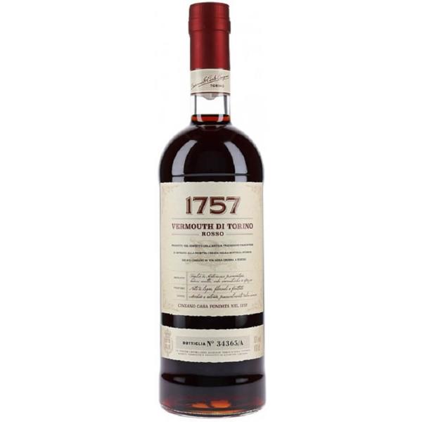 Picture of Cinzano 1757 Vermouth de Torino Rosso, 1L