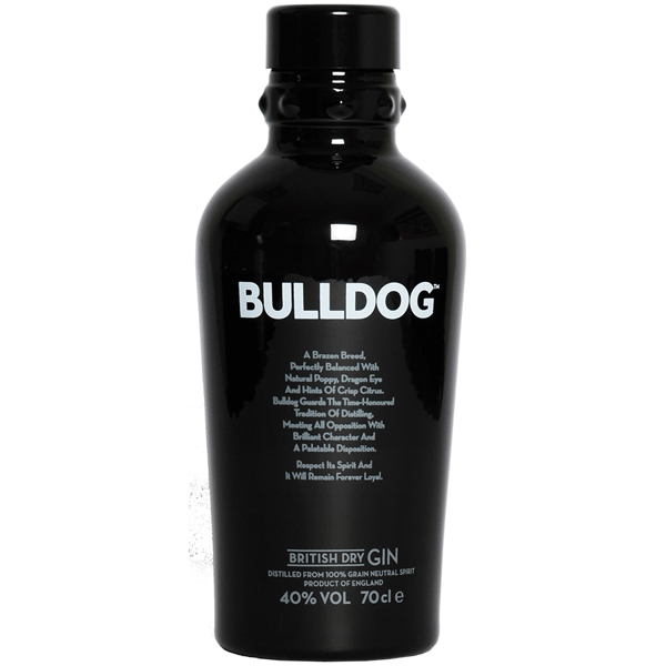 Picture of Bulldog Gin, 70cl