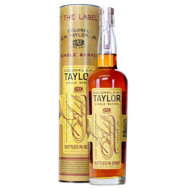 Picture of E H Taylor Single Barrel , 70cl * offer