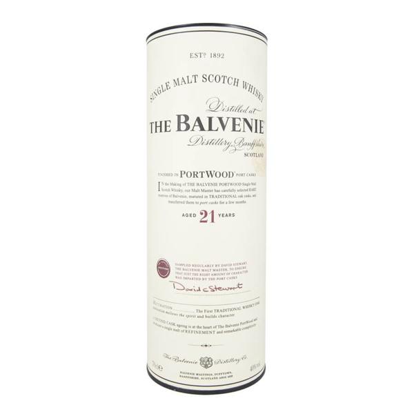 Picture of Balvenie Malt 21yr Portwood, 70cl