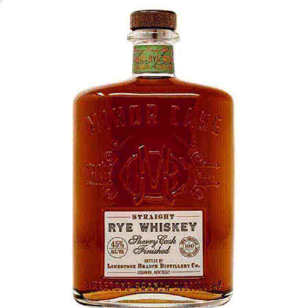 Picture of Minor case Rye , 70cl * offer
