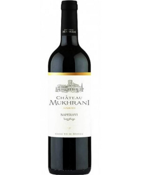 Picture of Chateau Mukhrani Saperavi Georgia , 75cl