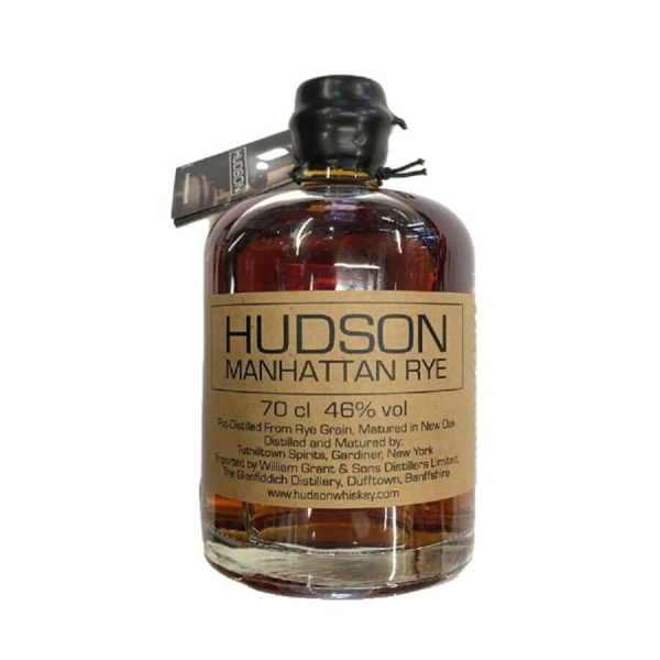 Picture of Hudsons Manhattan Rye, 70cl