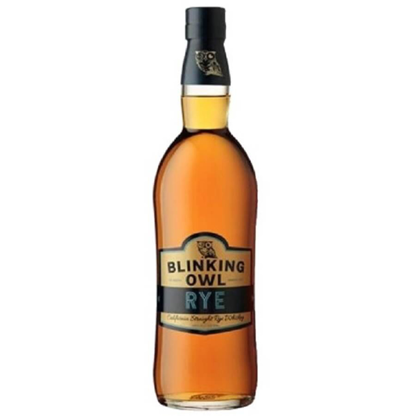 Picture of Blinking Owl Rye, 75cl