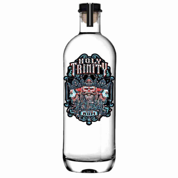 Picture of Holy Trinity Premium White Rum, 70cl