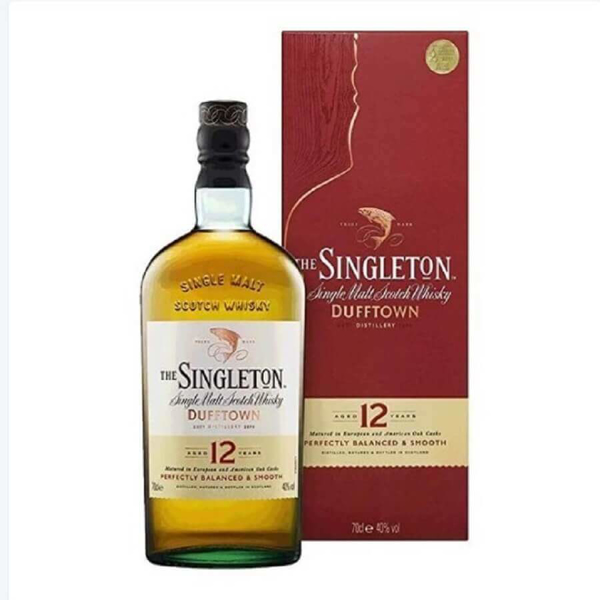 Picture of The Singleton Dufftown 12 yr, 70cl
