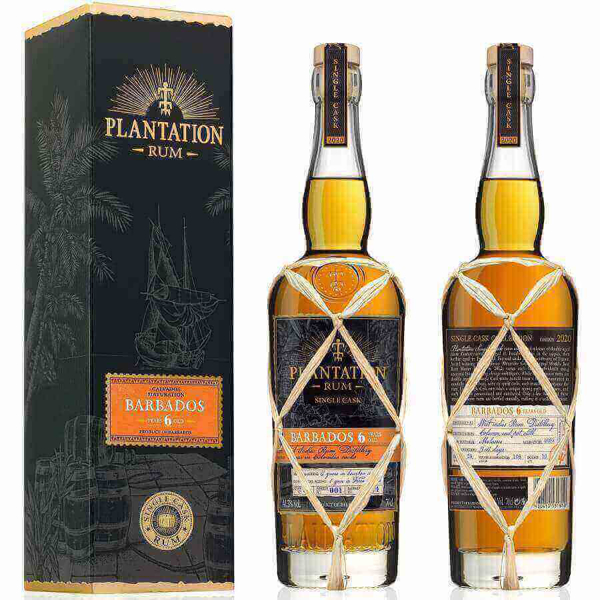 Picture of Plantation Gerrys 6yr Barbados Rum Latest Edition  , 70cl