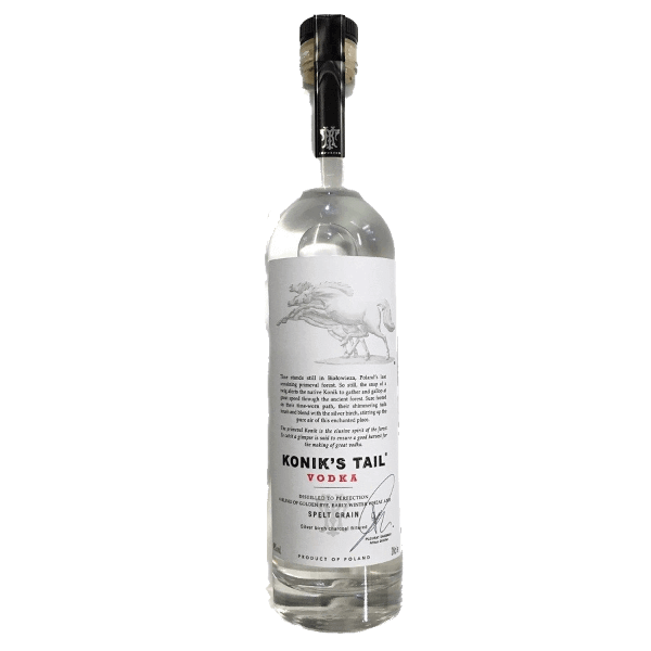 Picture of Koniks Tail Vodka, 20cl