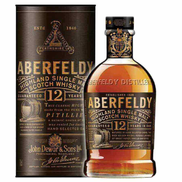Picture of Aberfeldy 12yr , 70cl
