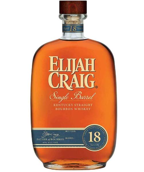 Picture of Elijah Craig 18yr Old , 70cl * limited offer