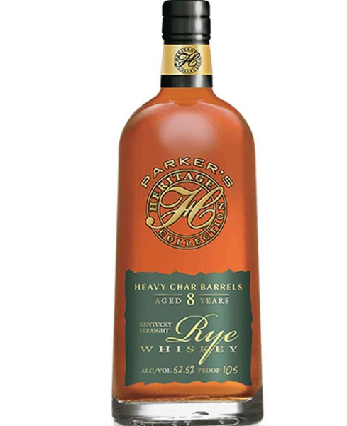 Picture of Parkers Heritage 8 yr Rye , 70cl * limited offer