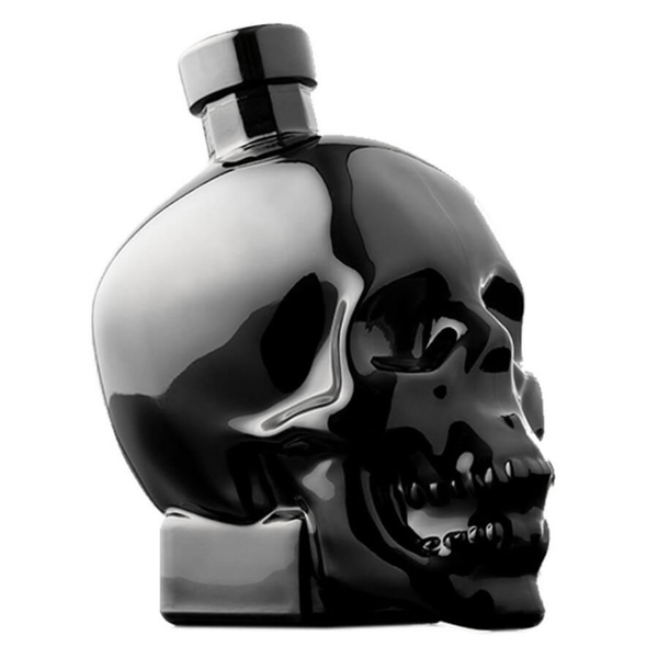 Picture of Crystal Head Vodka Onyx , 70cl * free 5cl miniature whilst stocks last!